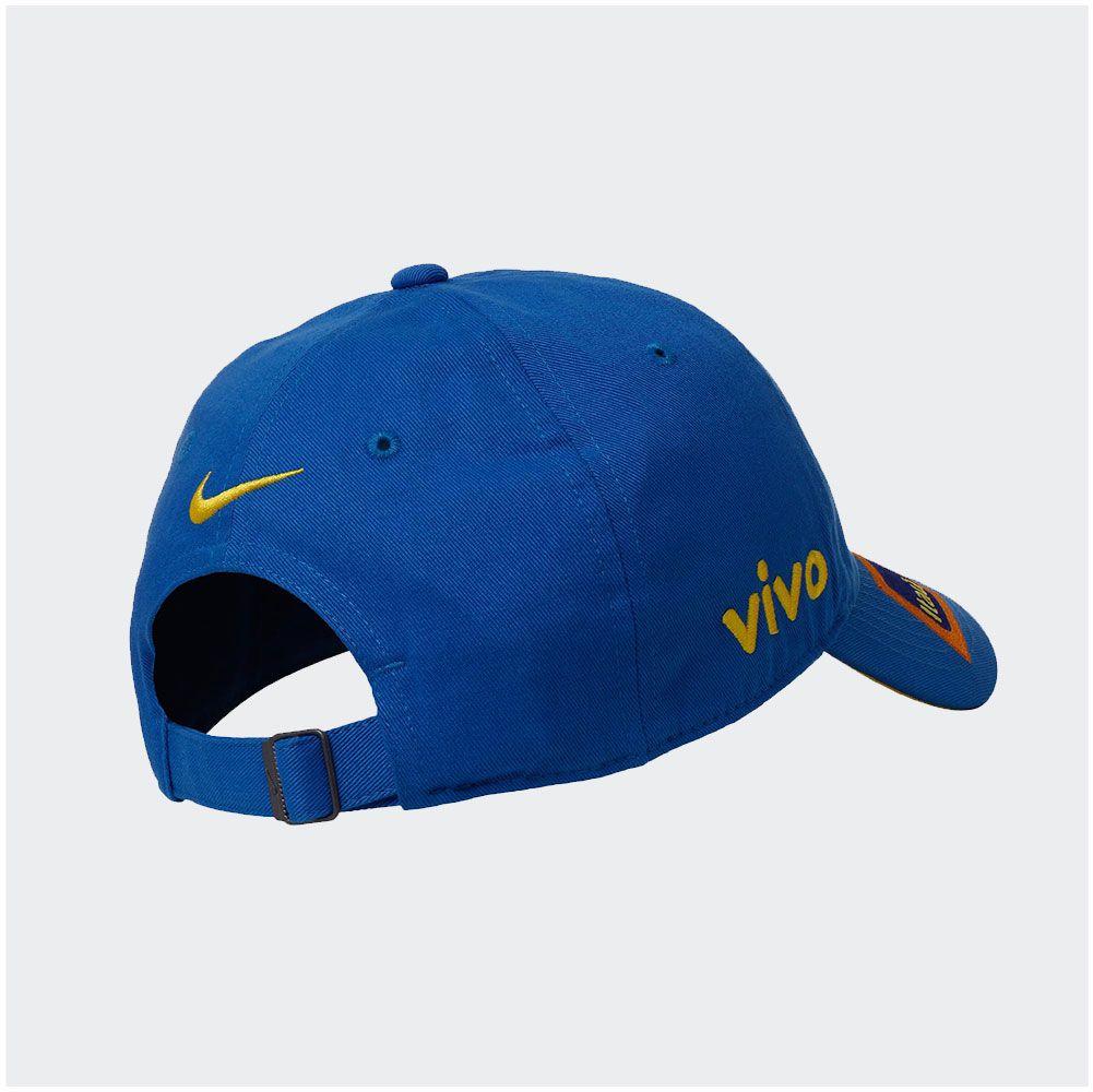 Boné Brasil Nike Core 2019 Azul