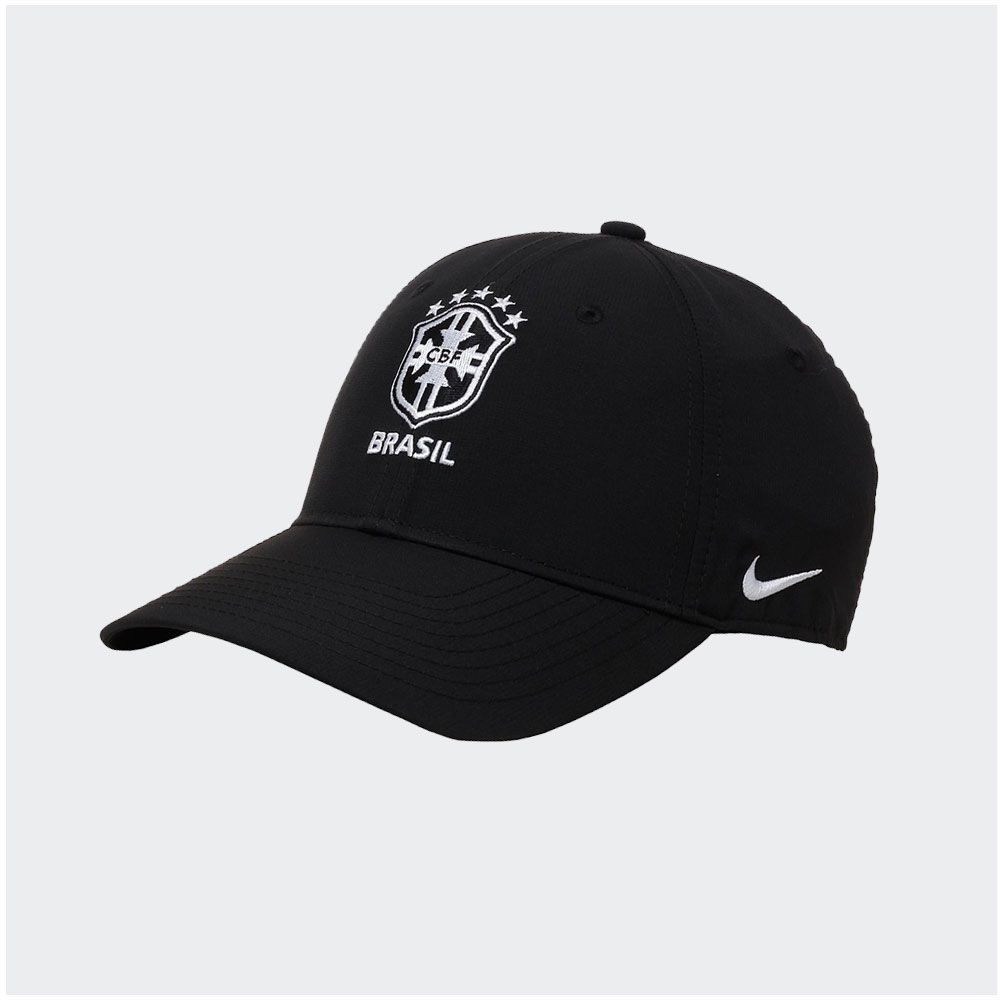 Boné Brasil Nike L91 Copa América Preto
