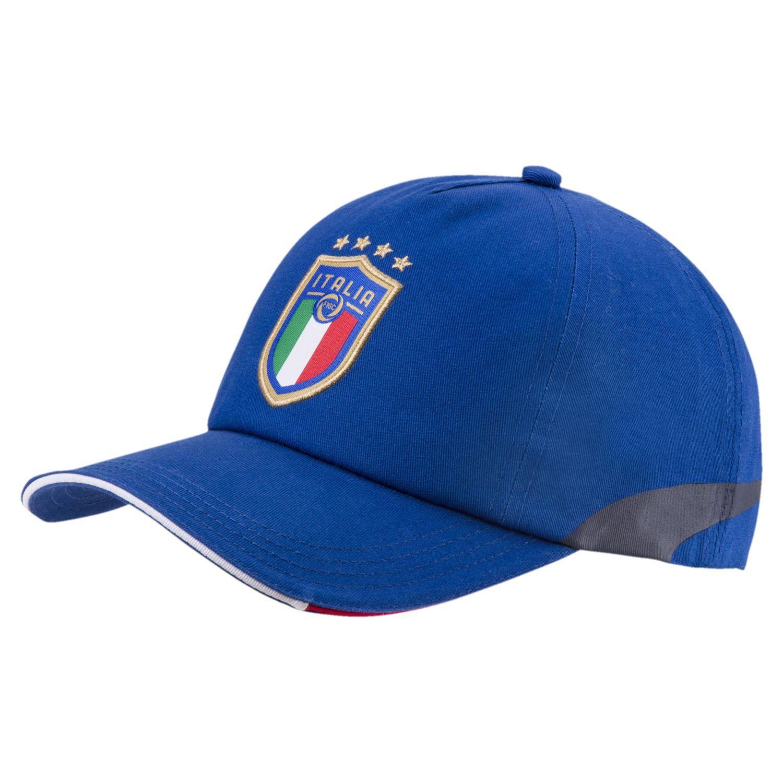 Boné Italia Puma Performace 2018