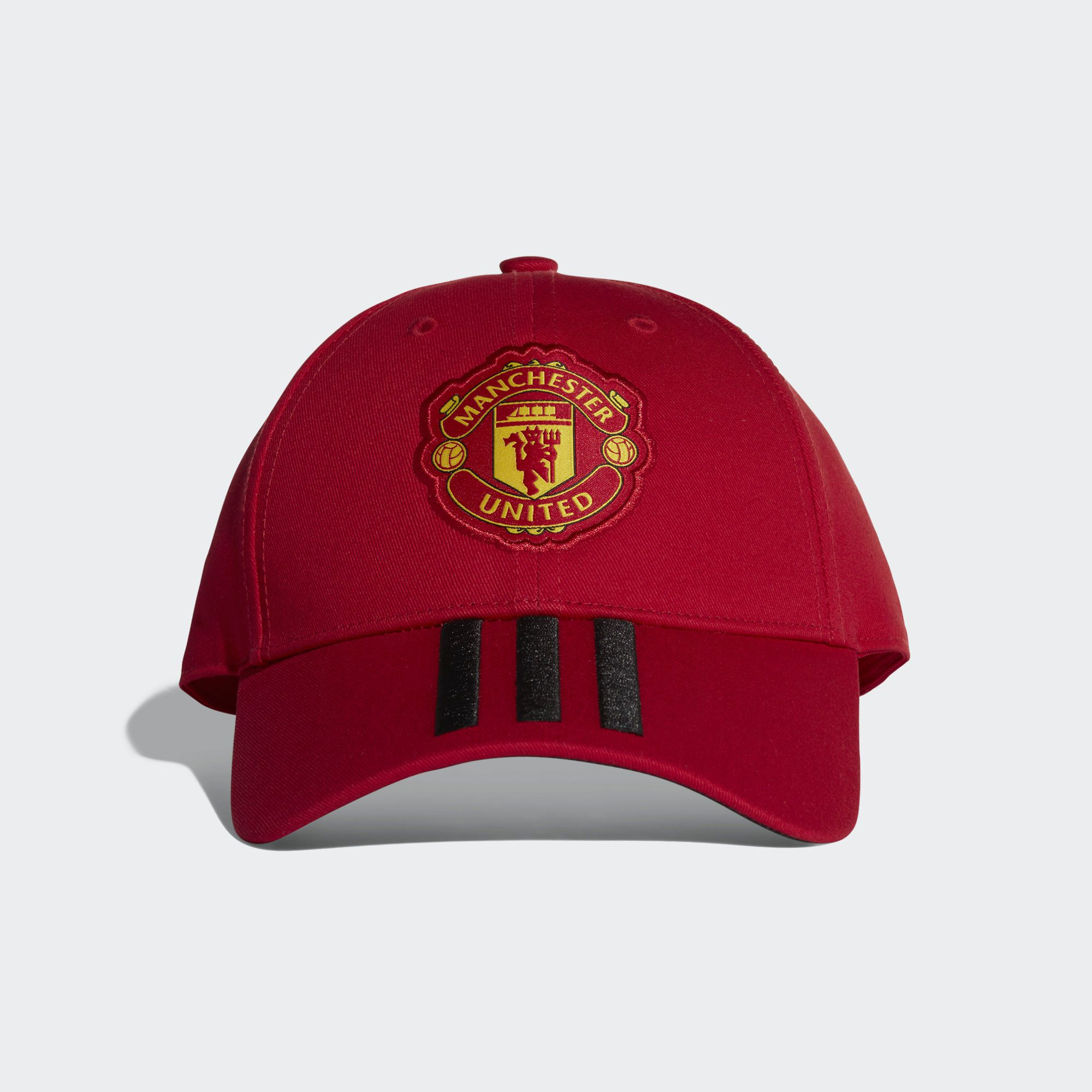 Boné Manchester United Adidas 3-Stripes 2018
