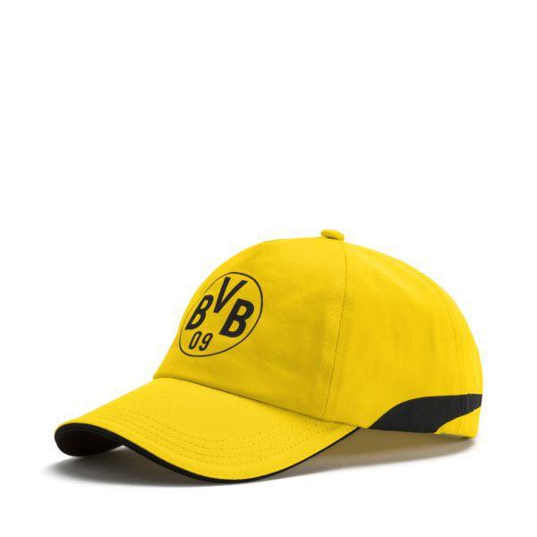 Boné Puma Borussia Dortmund Leisure 2018