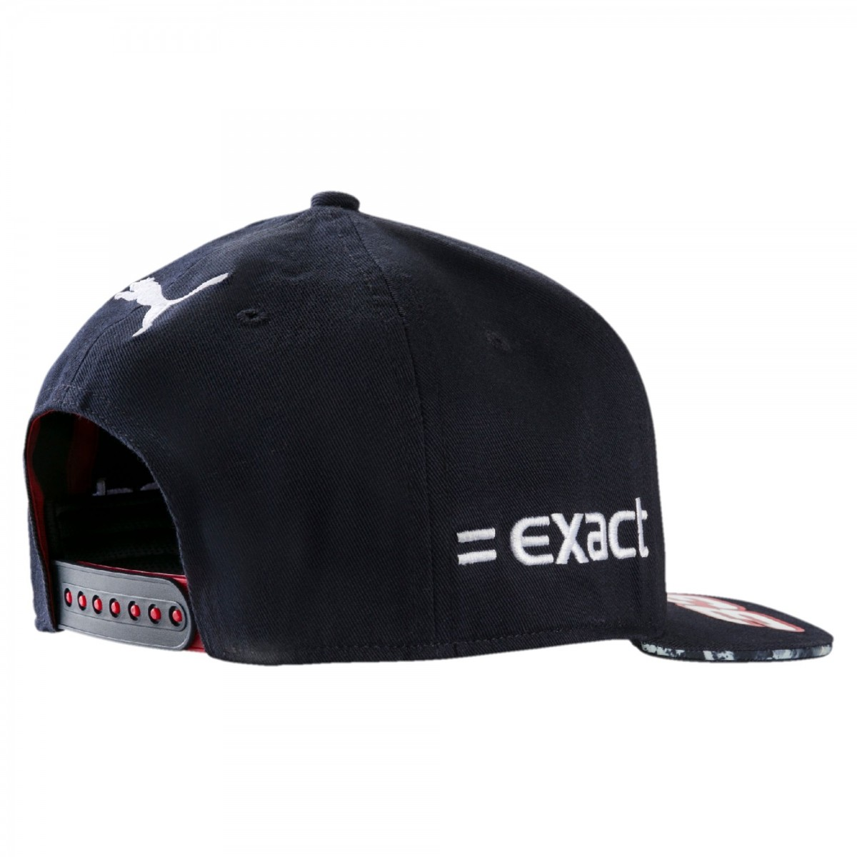 Bone Red Bull Verstappen Cap