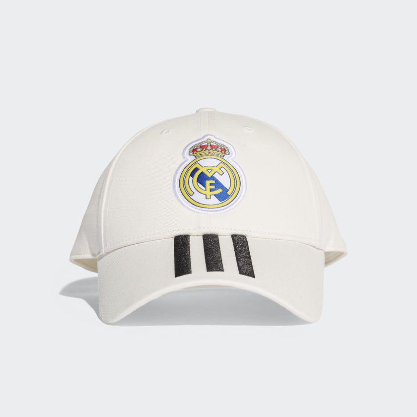 Boné Real Madrid Adidas 3-Stripes 2018