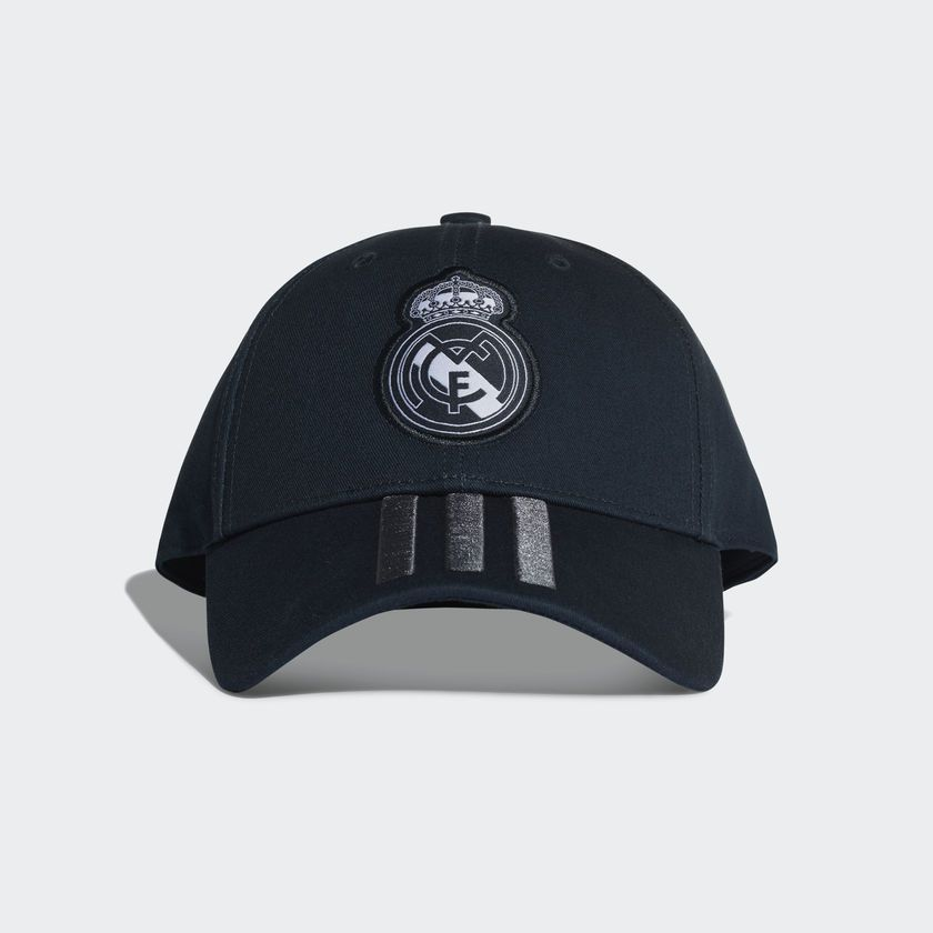 Boné Real Madrid Adidas 3-Stripes 2018