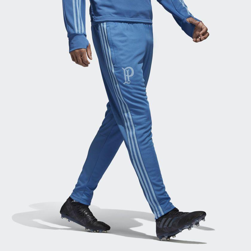 Calça Palmeiras Treino 2018 Azul