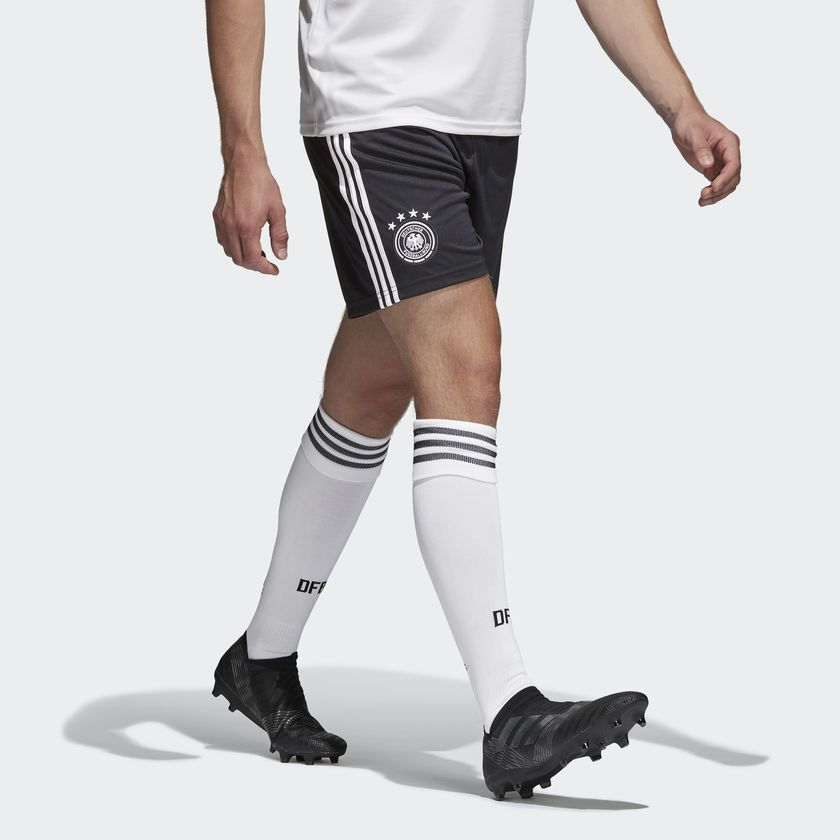Calção Alemanha Home Adidas 2018