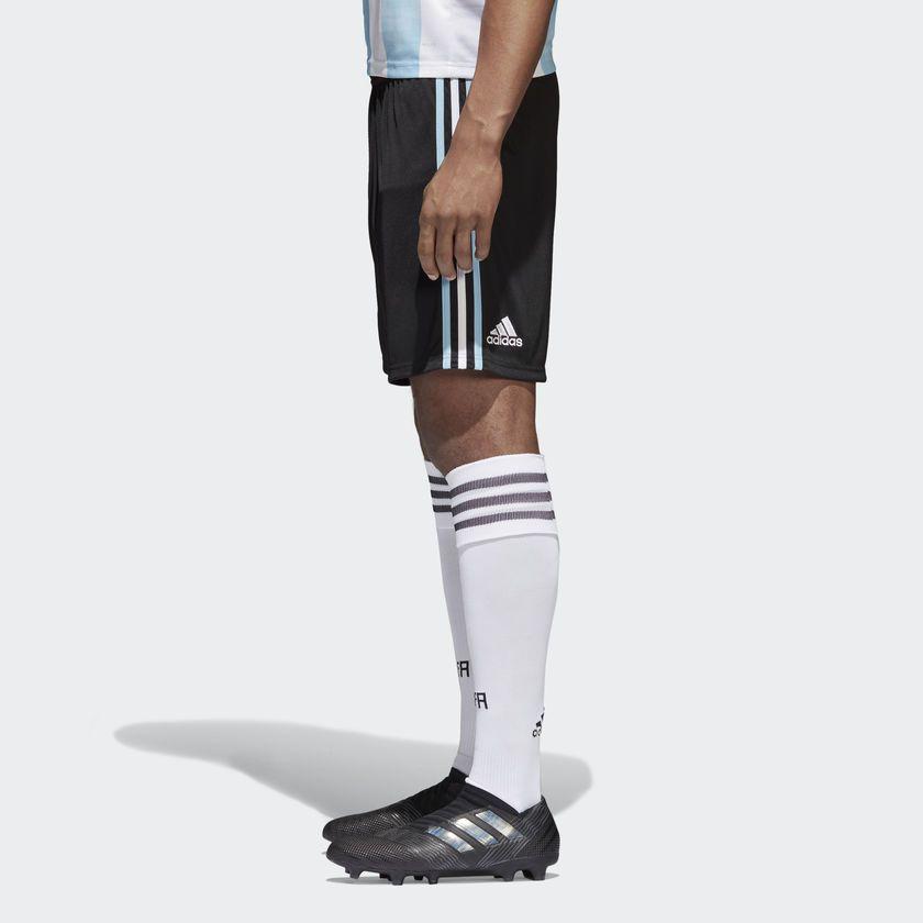 Calção Argentina Home Adidas 2018