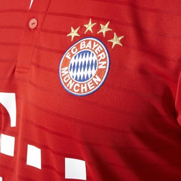 Camisa Bayern de Munique I 2016 S/Nº -