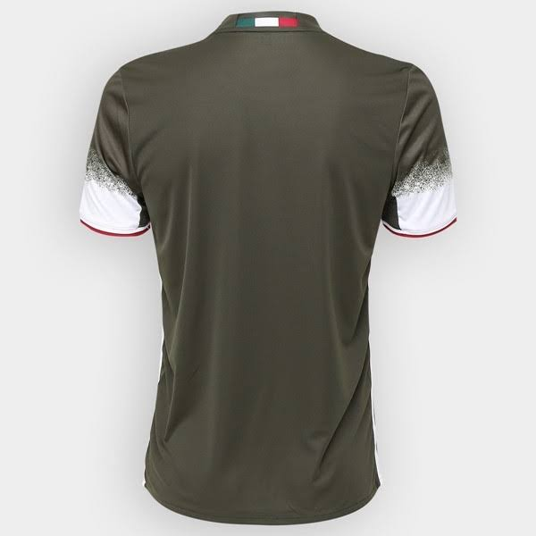 Camisa Milan 3rd 2016/17 S/Nº
