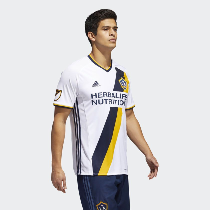 Camisa MLS LA Galaxy I Home 2016 S/Nº