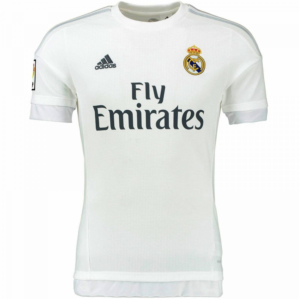 68ecacca6e2df Camisa Real Madrid I Home 2015 2016 - Infantil