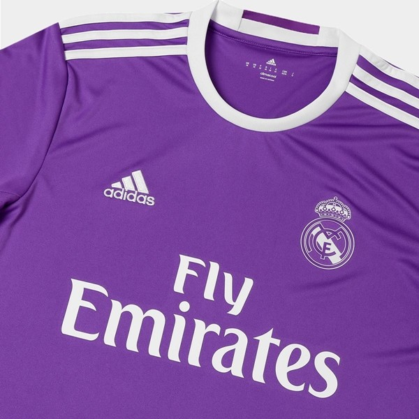 Camisa Real Madrid II Away 2016/2017