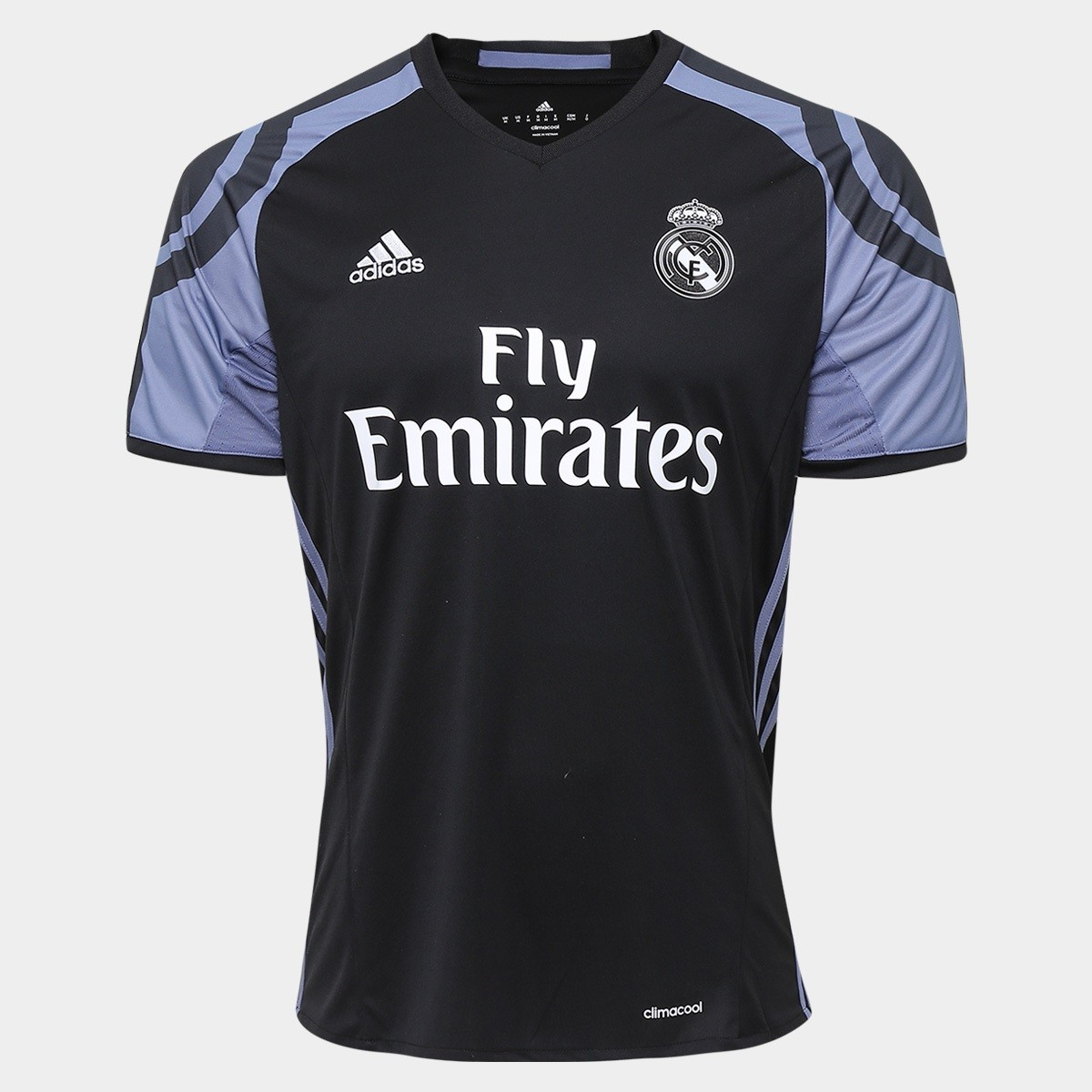 Camisa Real Madrid III 2016/17