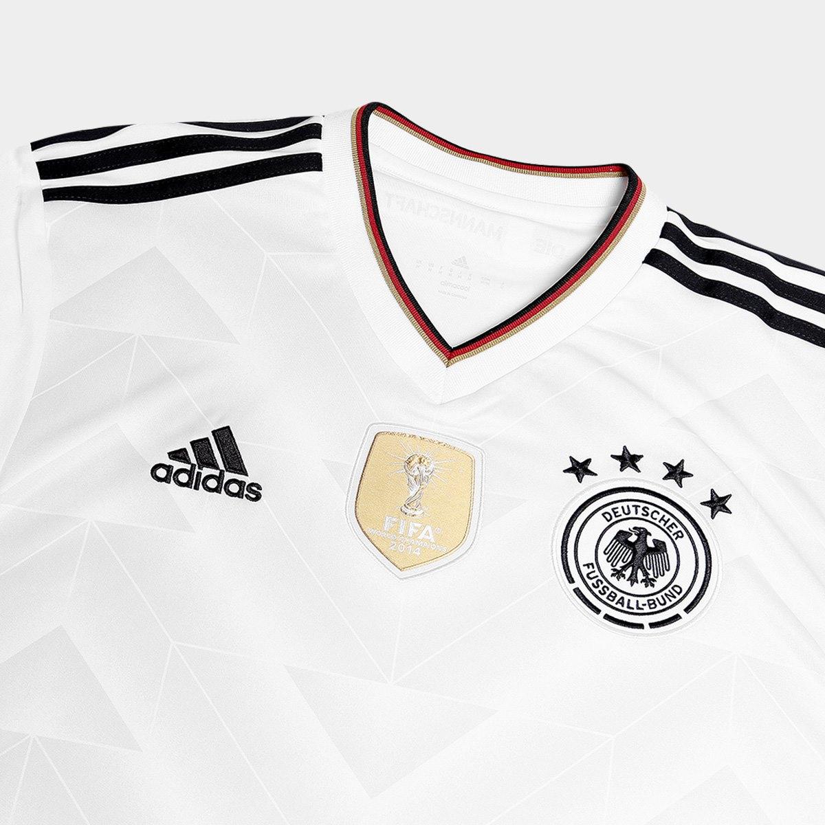 Camisa Seleção Alemanha I Home 2017 - Torcedor