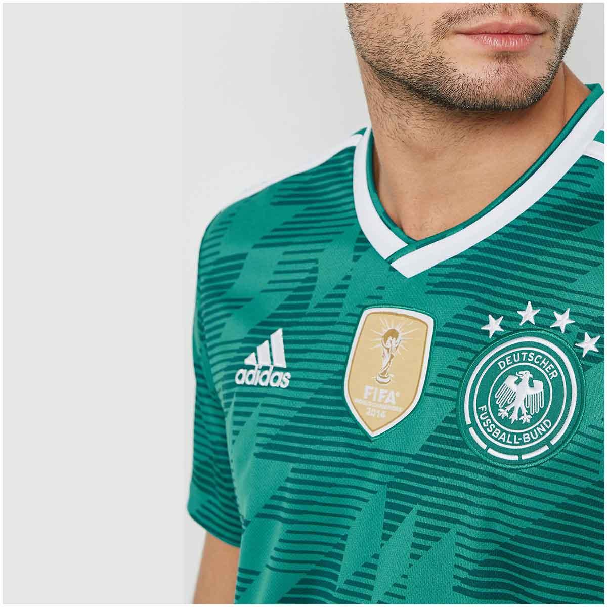 Camisa Alemanha Away Adidas 2018