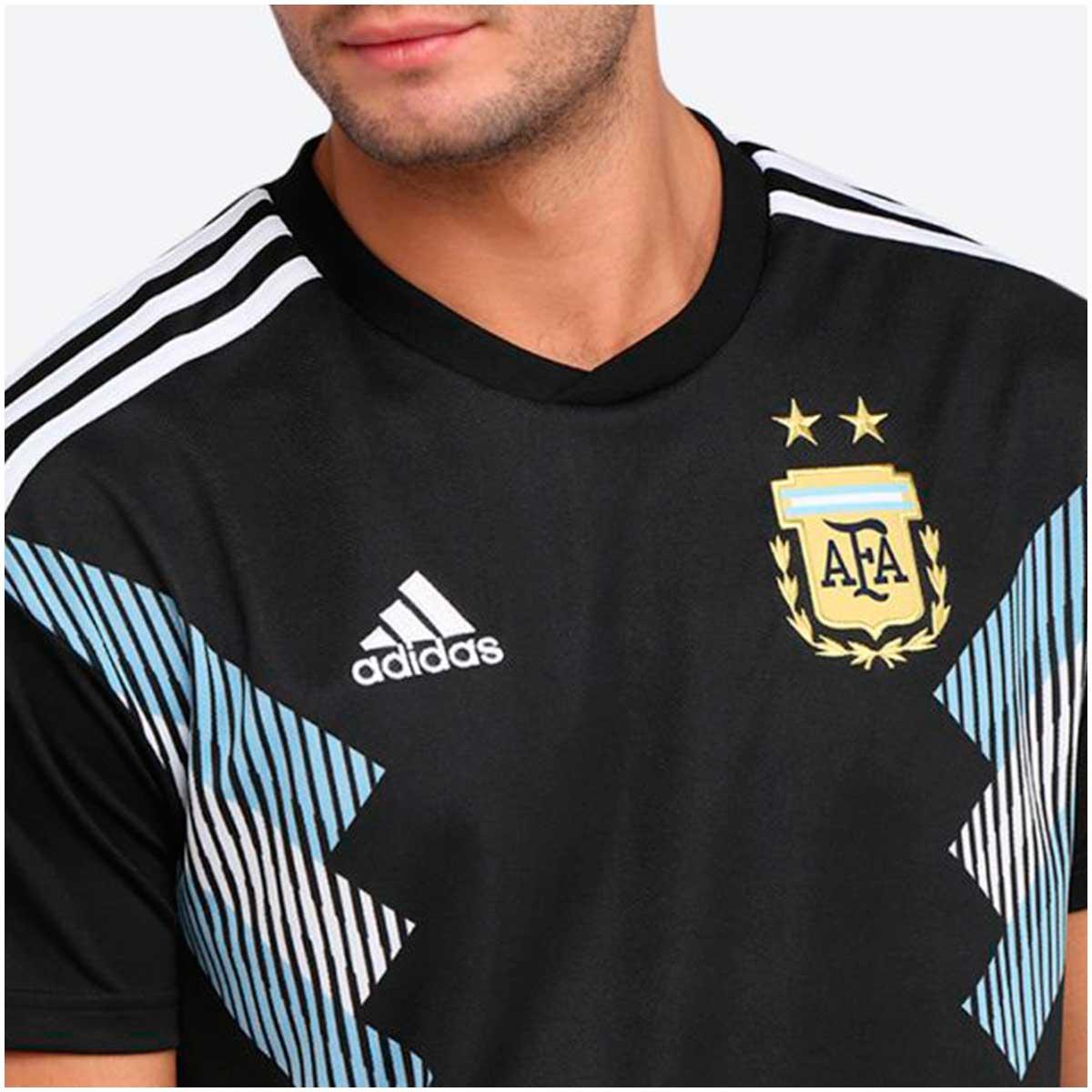 Camisa Argentina Away Adidas 2018