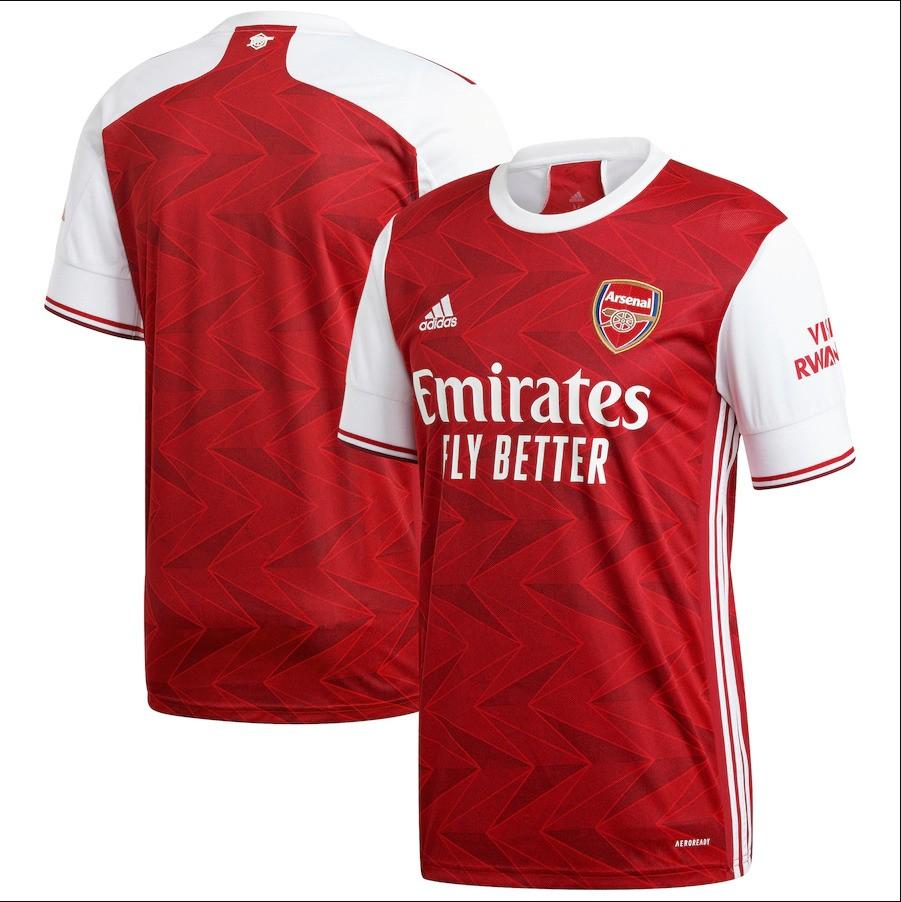 Camisa Arsenal Home Adidas 2020-21