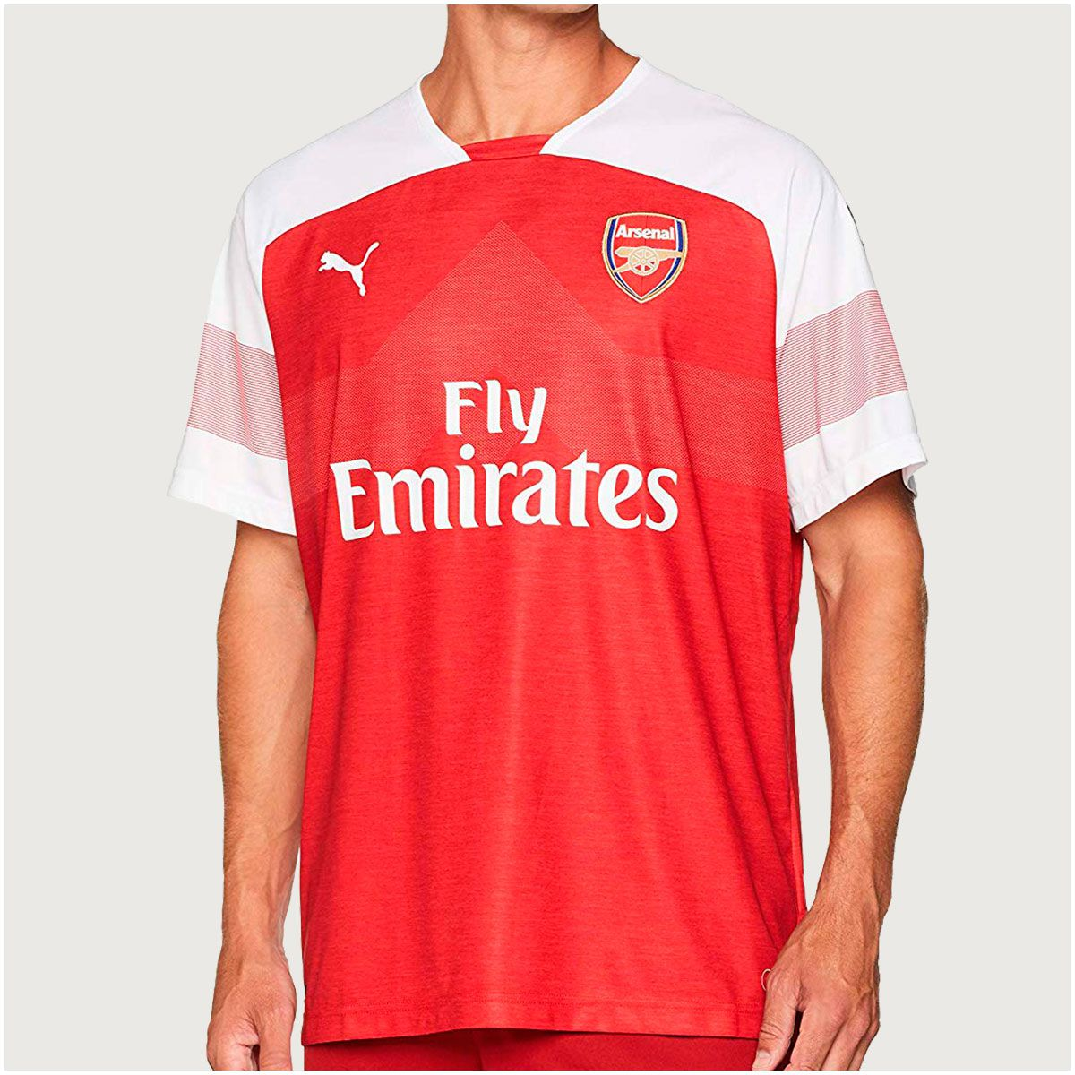 Camisa Arsenal Home Puma 2018-19