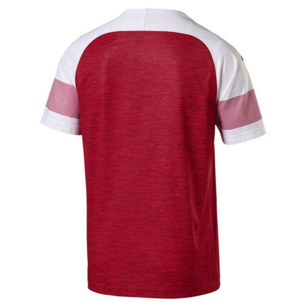 Camisa Arsenal Of. 1 Home 2018/2019 Vermelho