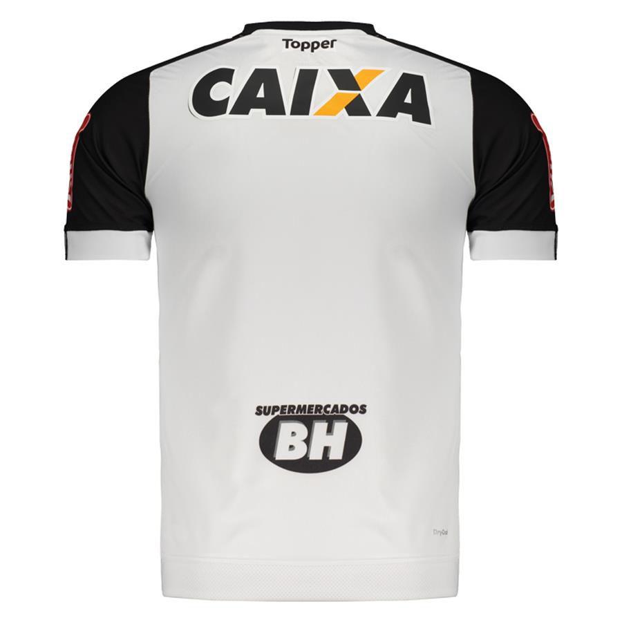Camisa Atlético Mineiro II Topper 2017 S/N - 2ª Qualidade