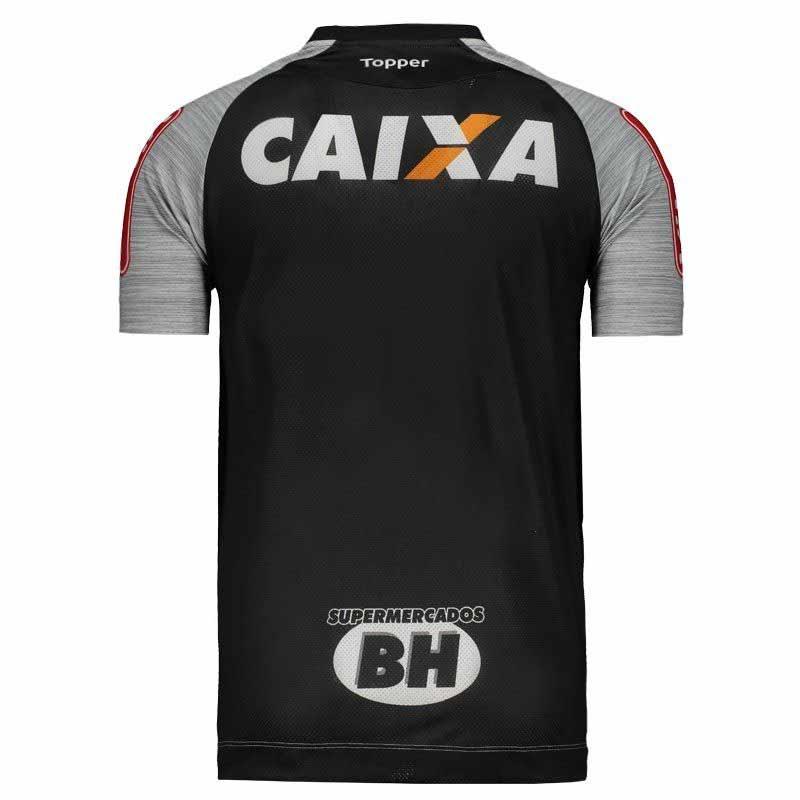 Camisa Atlético Mineiro treino Atleta 2017/18