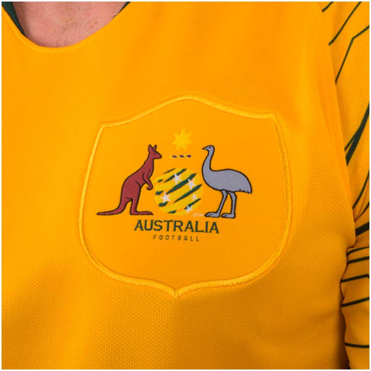 Camisa Austrália Home Nike 2018