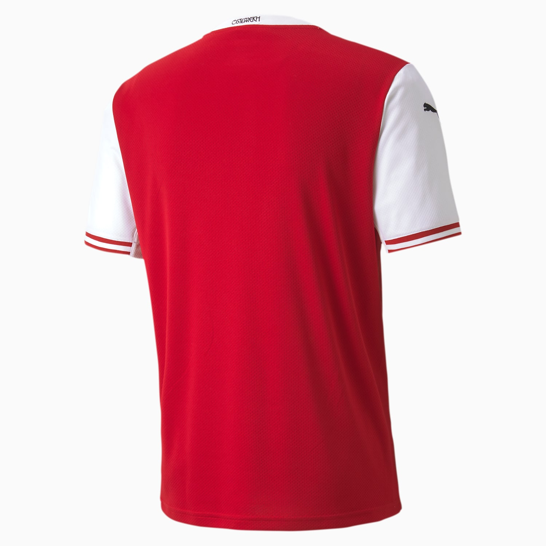 Camisa Áustria Of. 1 Home 2020/21
