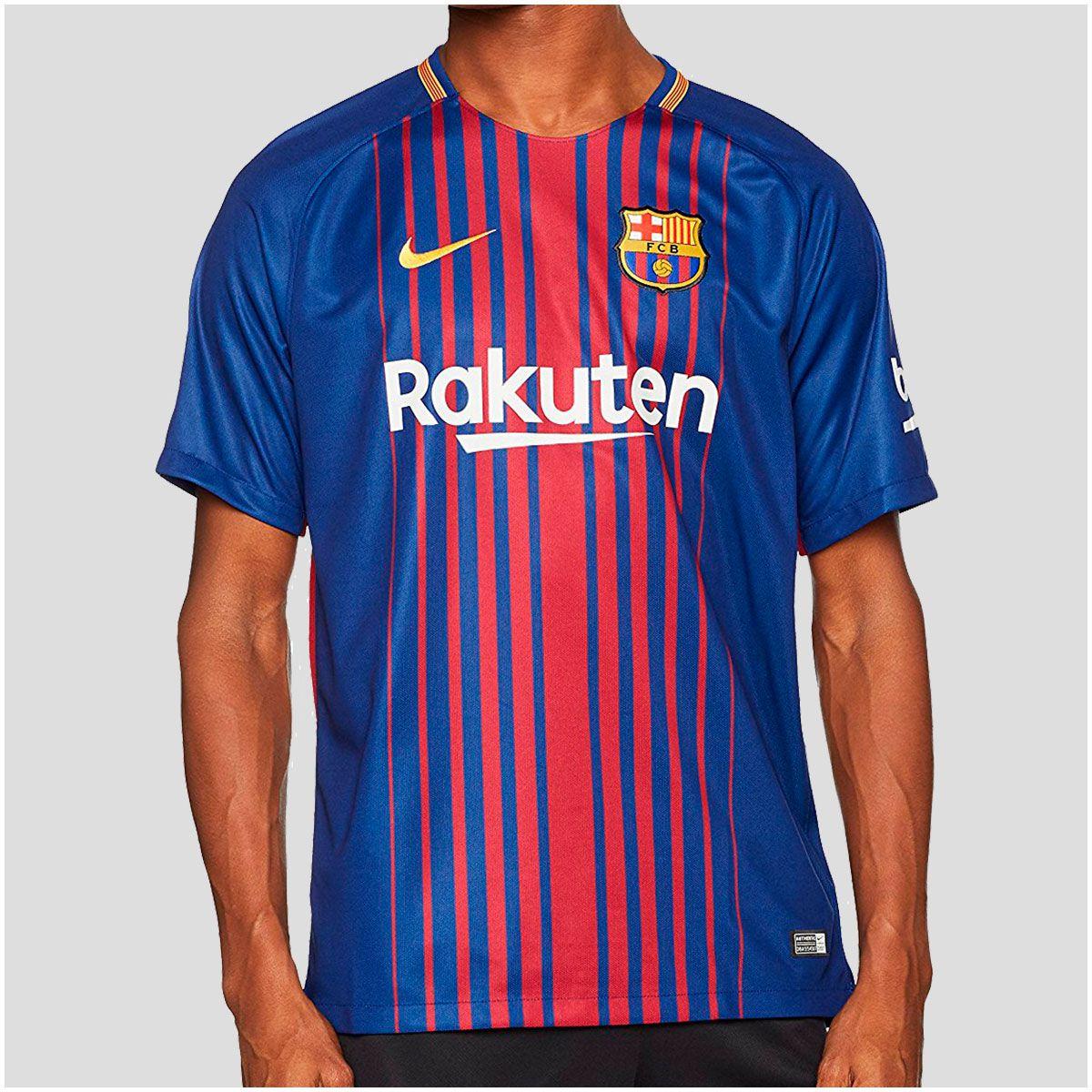 Camisa Barcelona Home Nike 2017 - 10 Messi