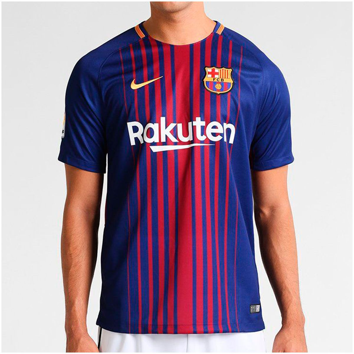 Camisa Barcelona Home Nike 2017