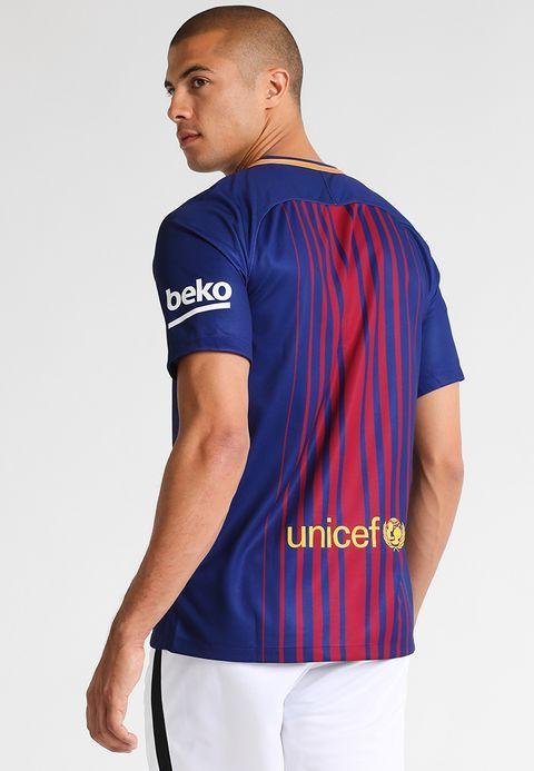 Camisa Barcelona I Home 2017/2018