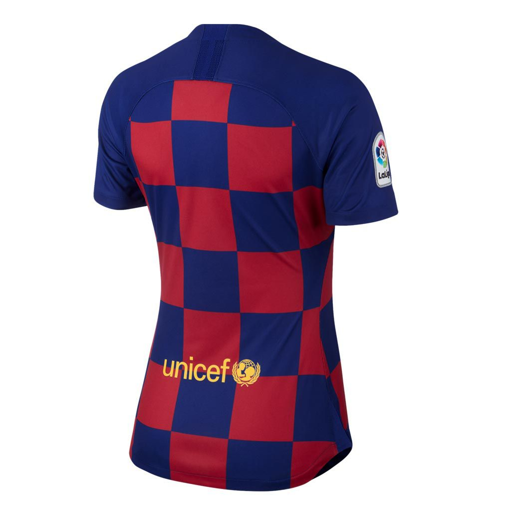 Camisa Barcelona Nike 2019/20 Torcedora Feminina