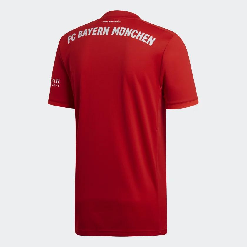 Camisa Bayern de Munique Home 2019/20