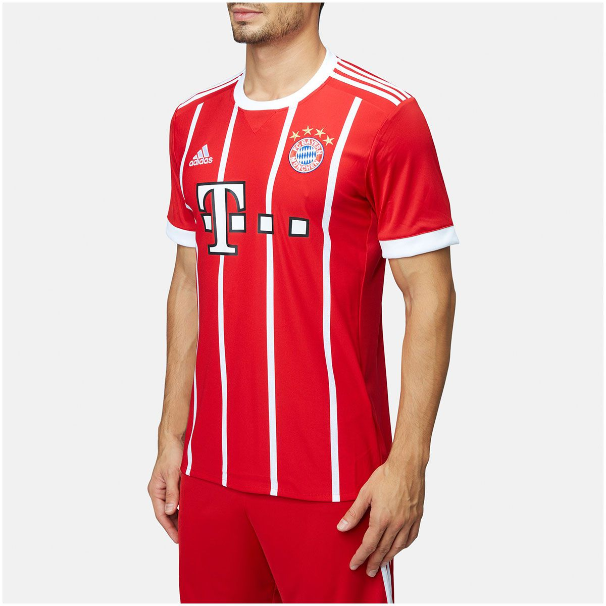 11d3226b4 Camisa Bayern de Munique Home Adidas 2017