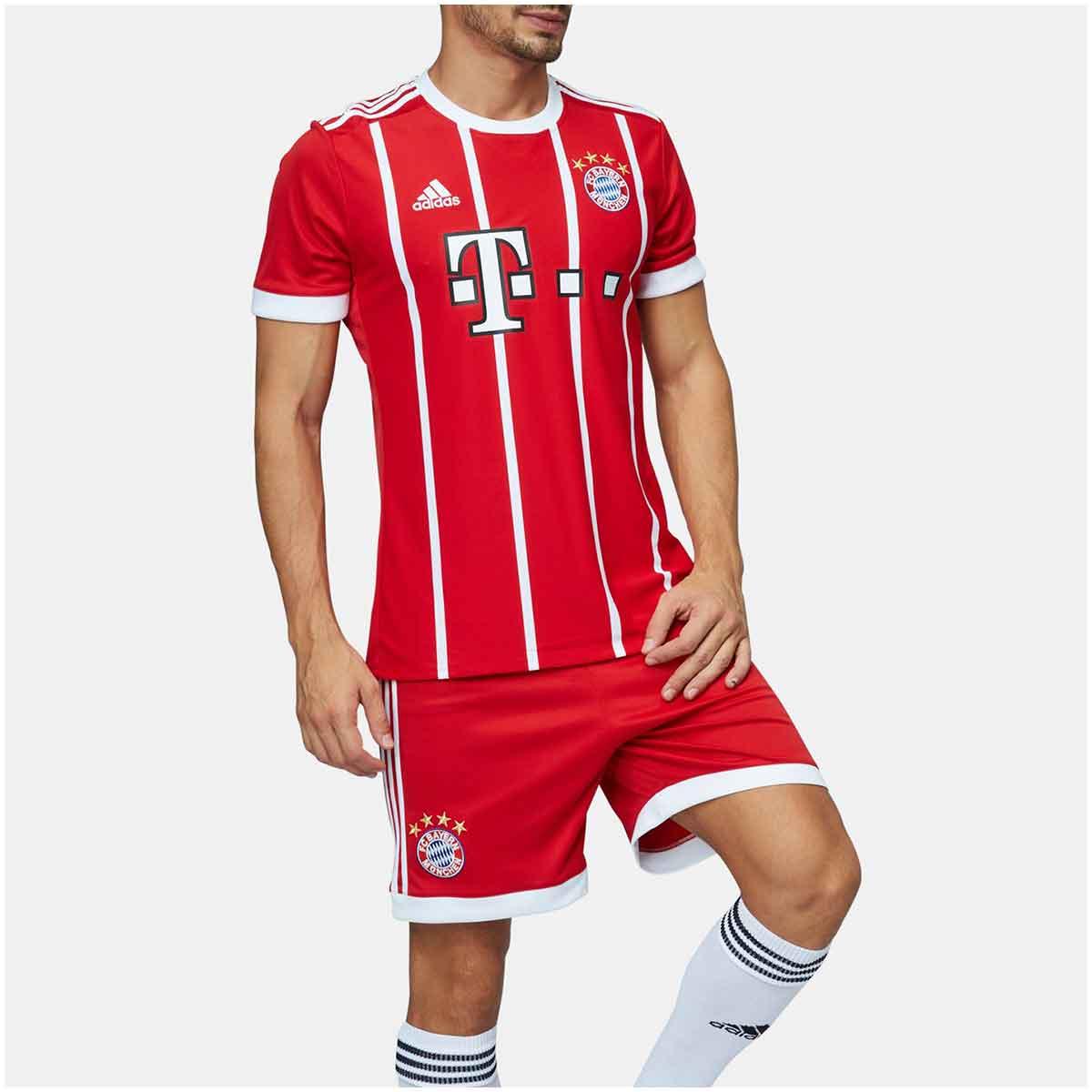 Camisa Bayern de Munique Home Adidas 2017