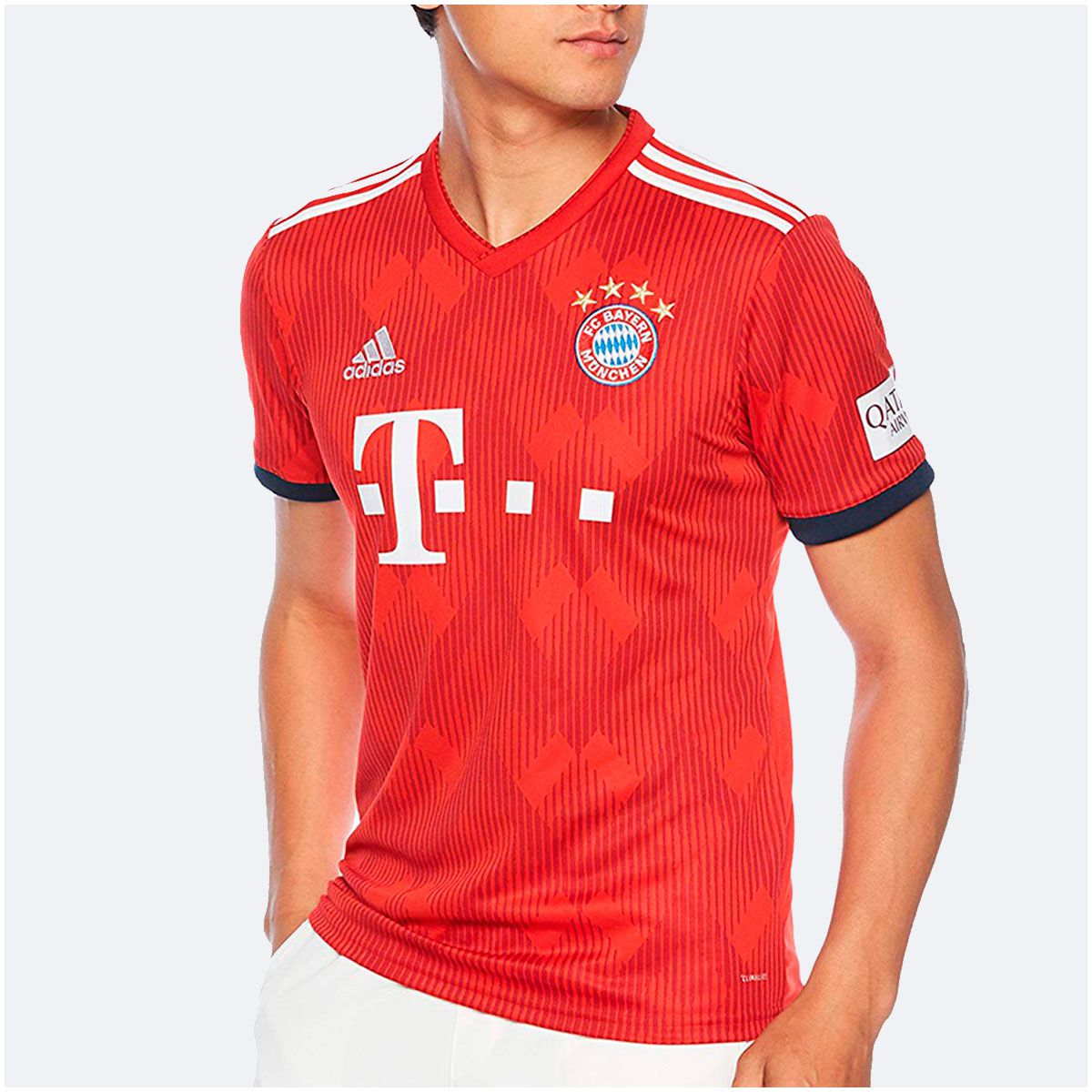 25a3a073f3 Camisa Bayern de Munique Home Adidas 2018