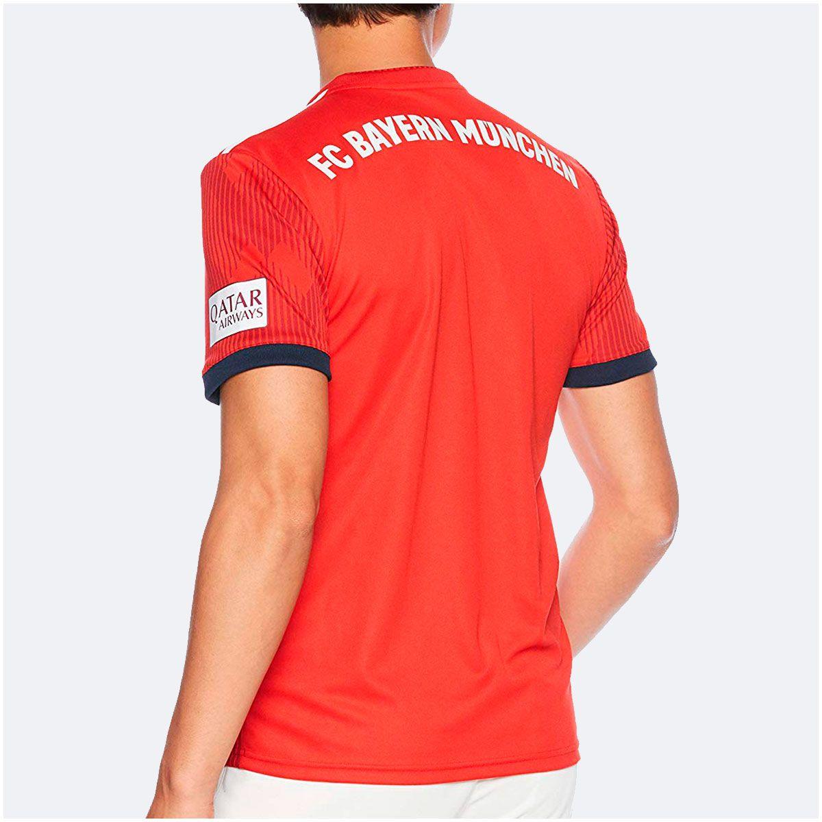 Camisa Bayern de Munique Home Adidas 2018-19