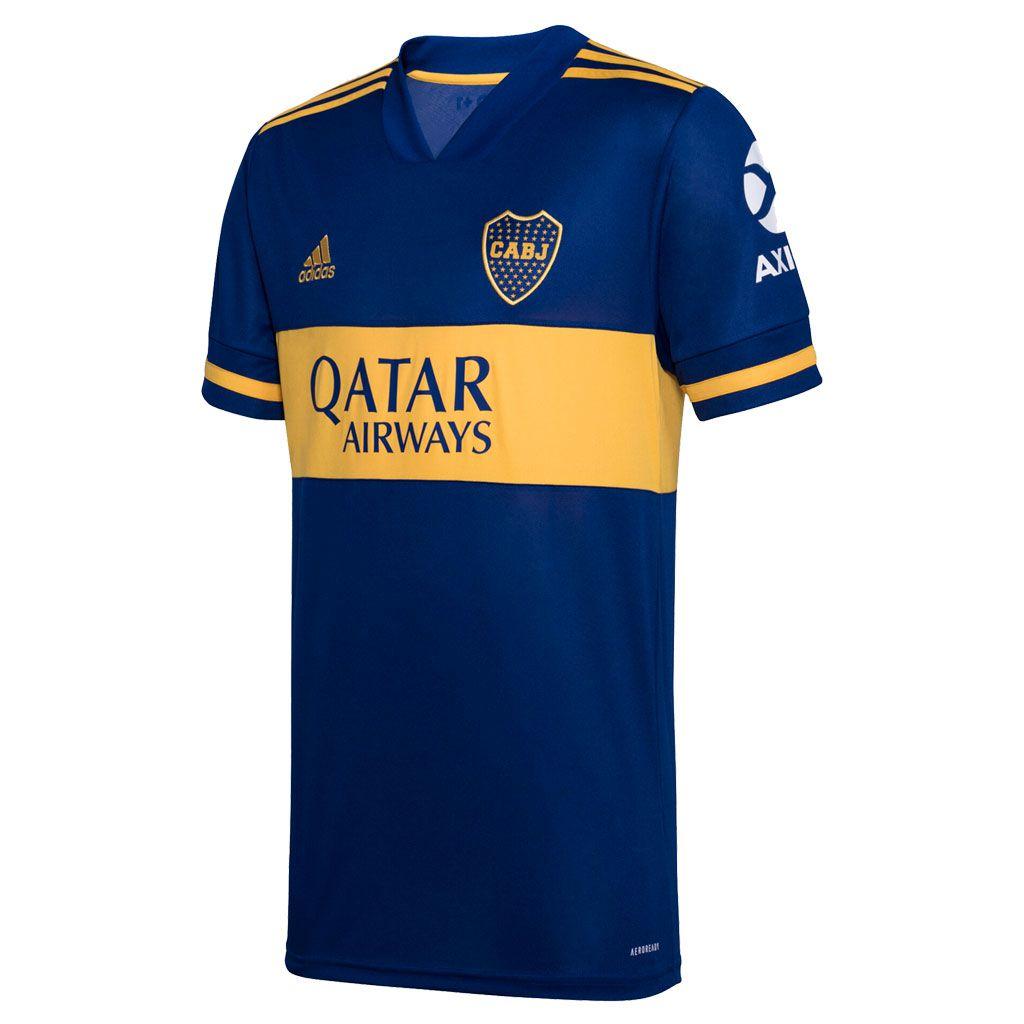Camisa Boca Juniors Home Adidas 2020