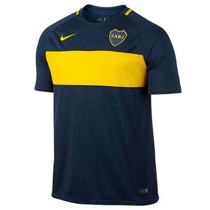 Camisa Boca Juniors Home Nike 2016
