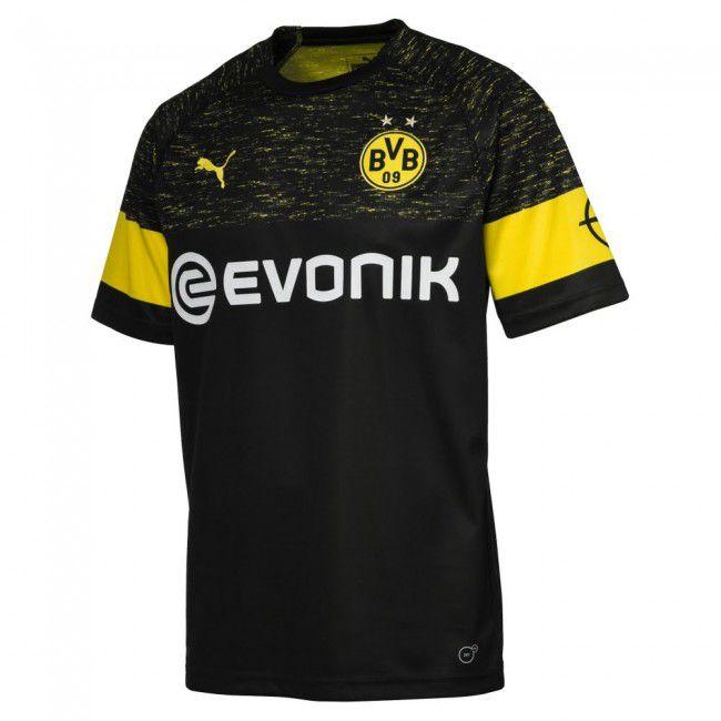 Camisa Borussia Dortmund Away Puma 2018