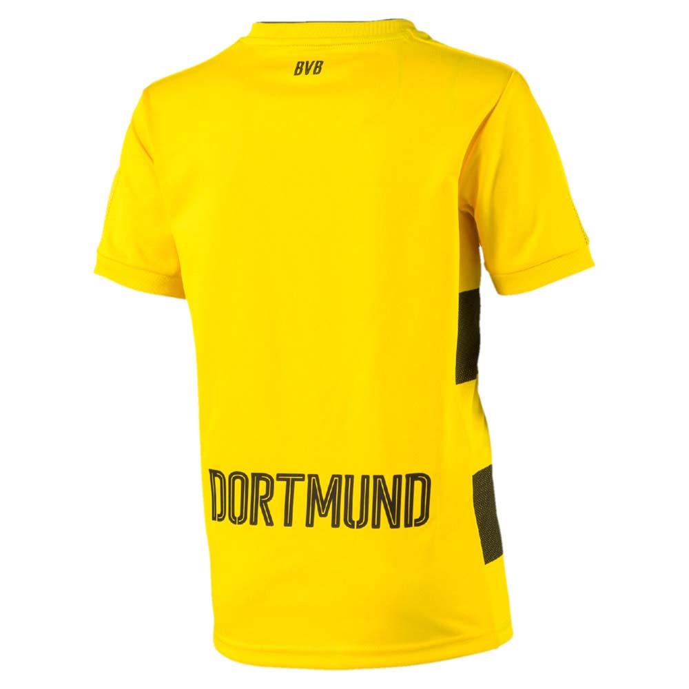 Camisa Borussia Dortmund Home Puma 2017-18
