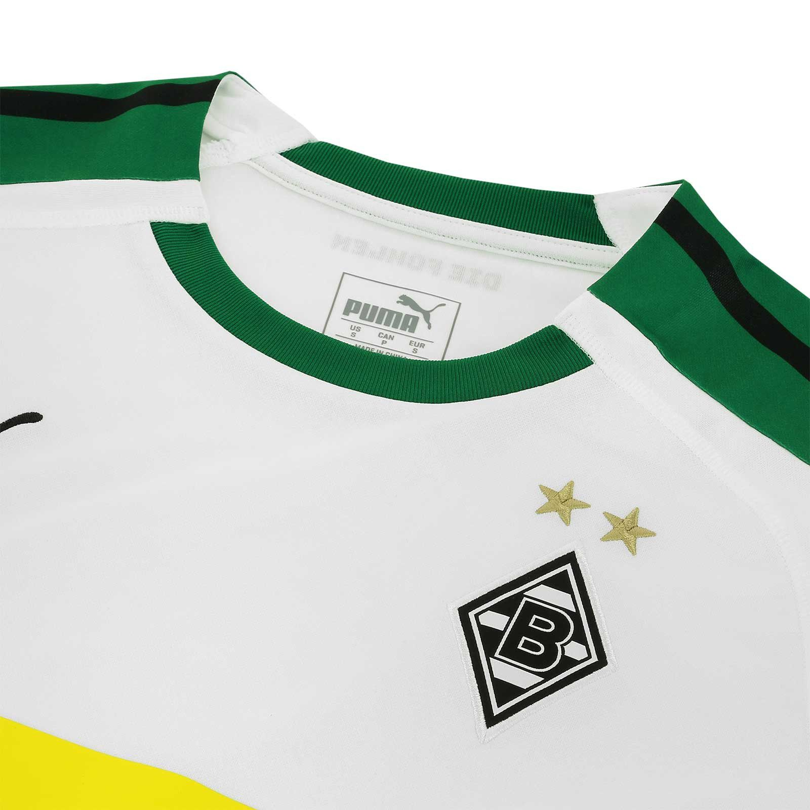 Camisa Borussia Mönchengladbach Home Puma 2018