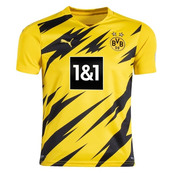 Camisa Borussia I 2020/21 Infantil