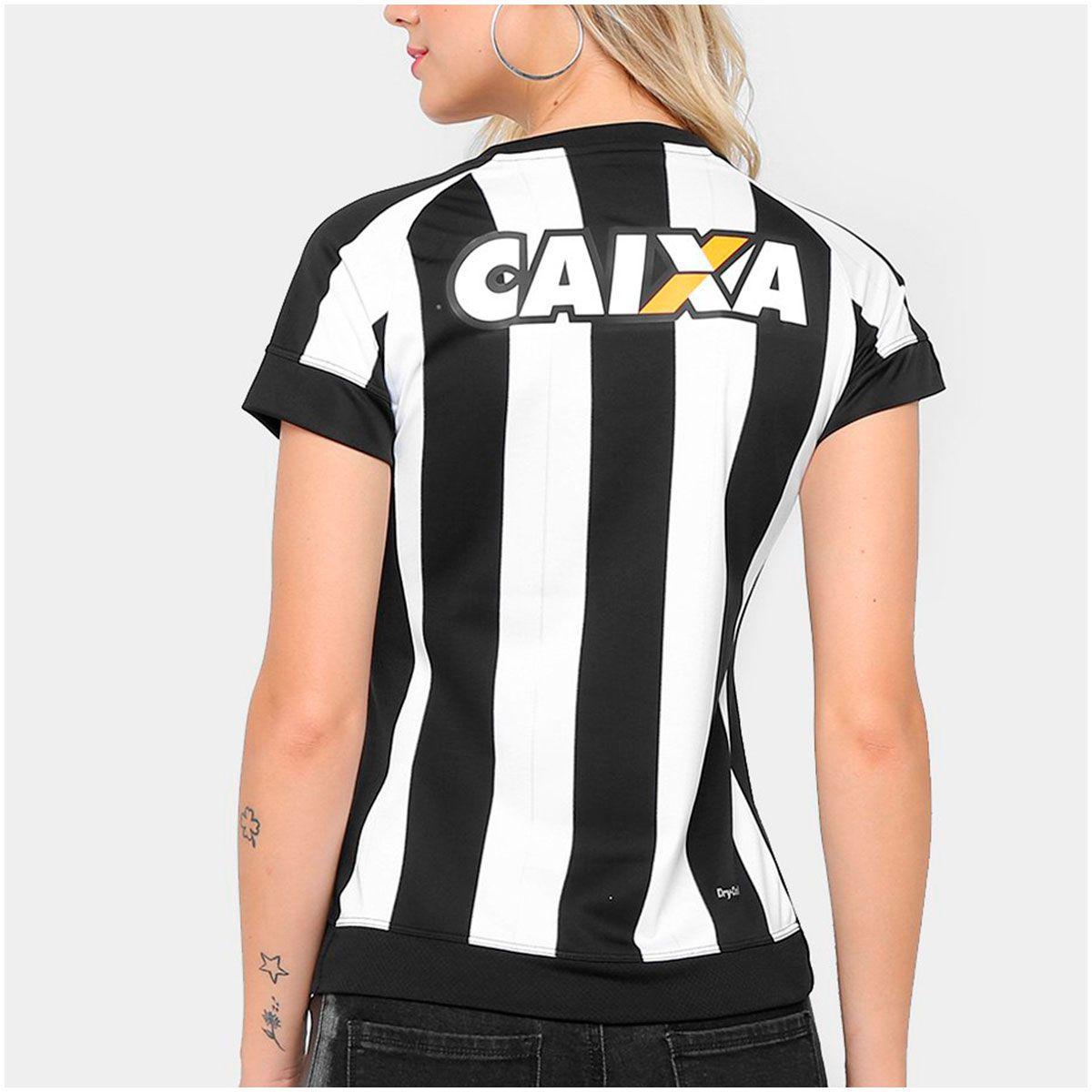 Camisa Botafogo I Topper 2018 Feminina