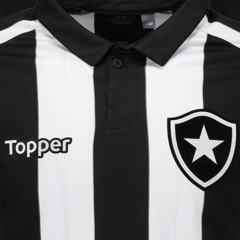 Camisa Botafogo I Topper 2017 C/N