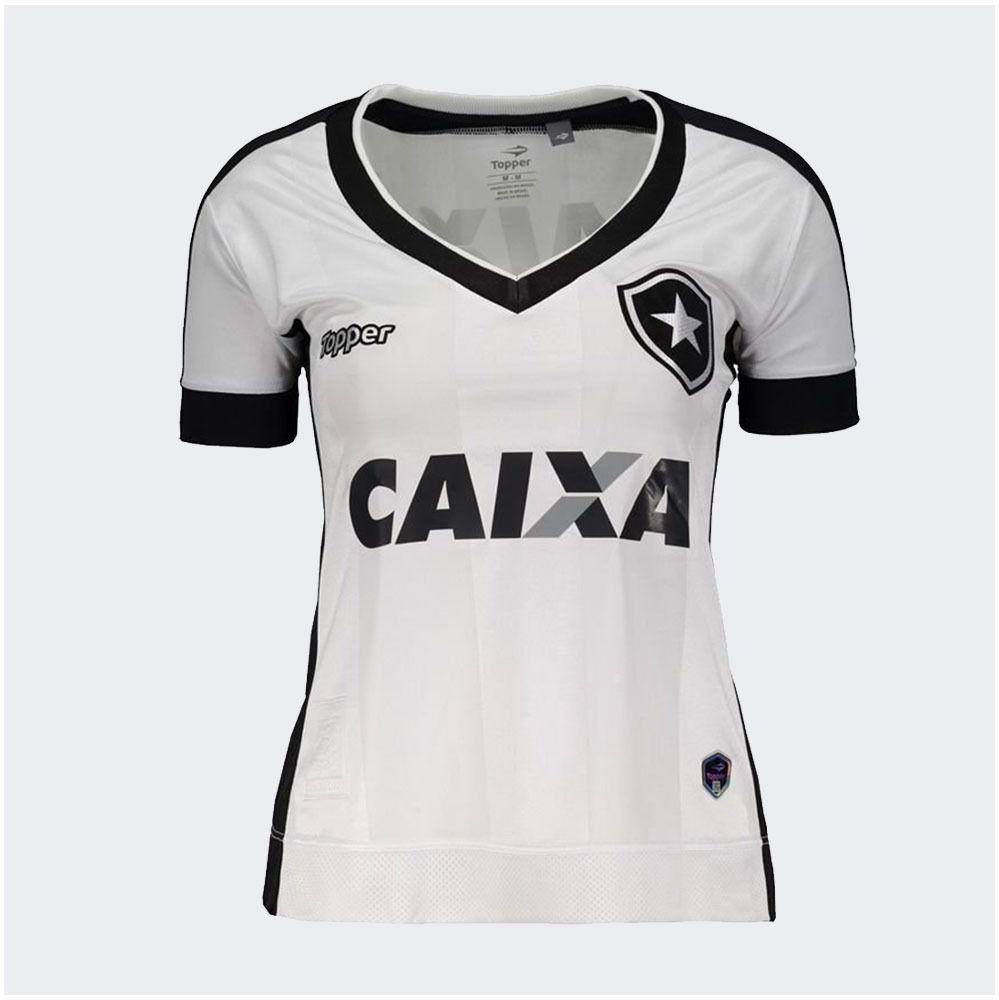 Camisa Botafogo III 2017 Topper