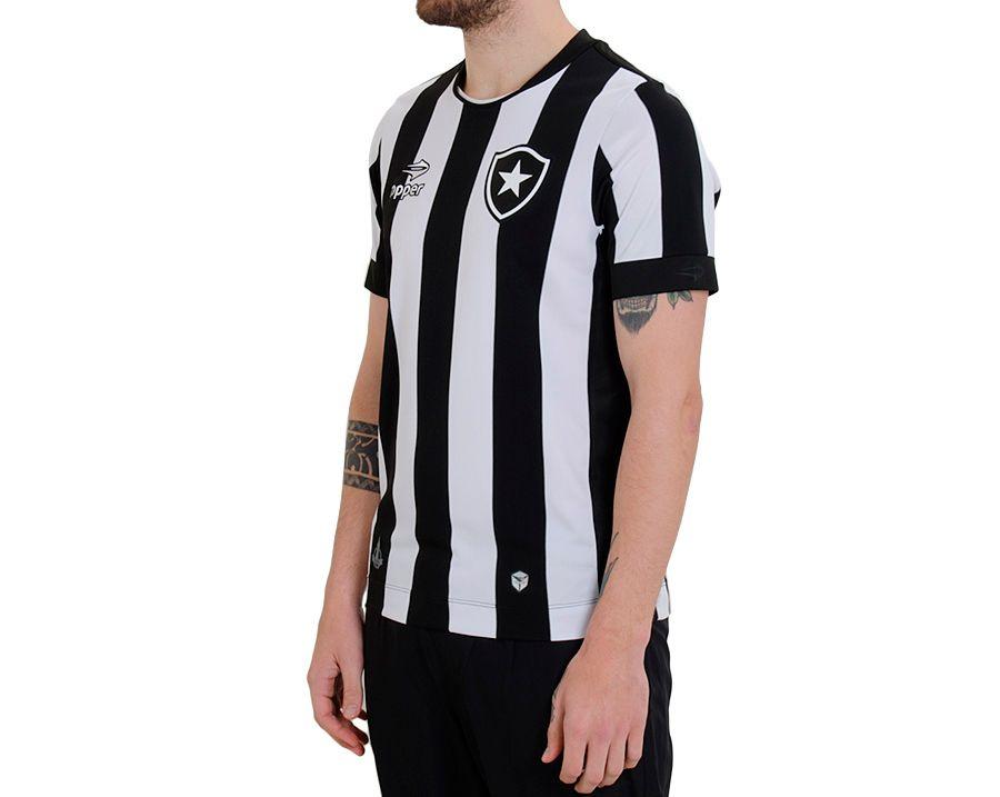 Camisa Botafogo Oficial I 2016 Masculina