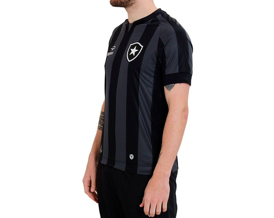 Camisa Botafogo Away  Topper 2016 Masculina