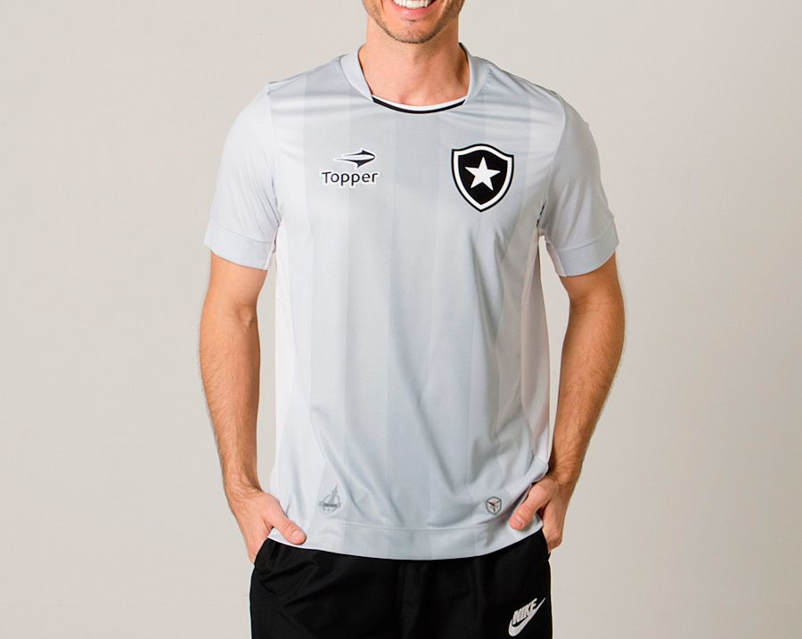 Camisa Botafogo Oficial 3 3RD 2016 Masculina