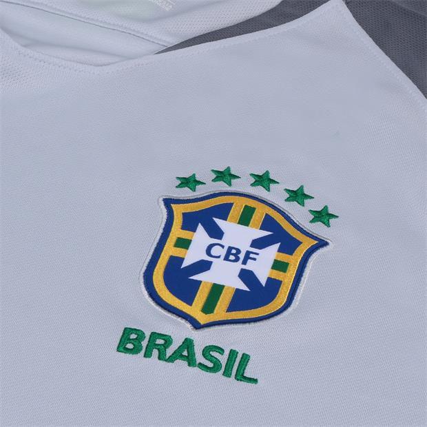 Camisa Brasil Goleiro Nike 2018
