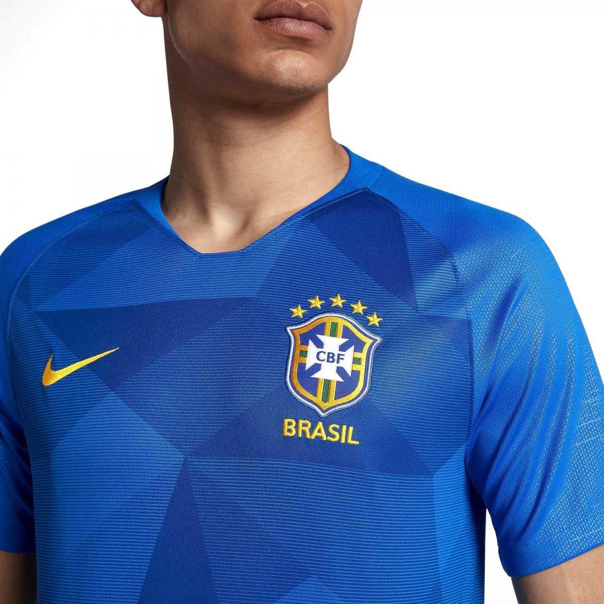 Camisa Brasil II Nike 2019/20